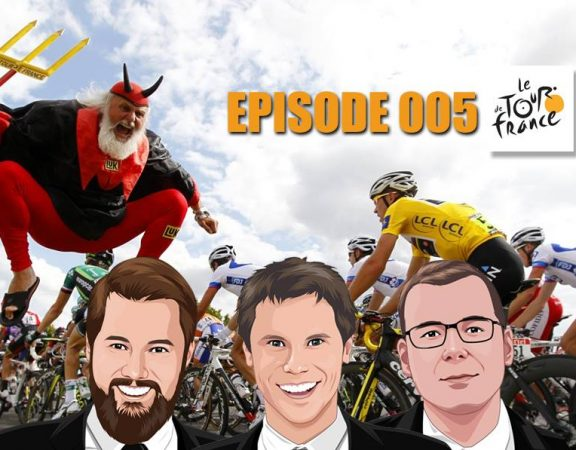 Episode 005 - 2016 TdF Preview Froome-Dog vs The Beetle