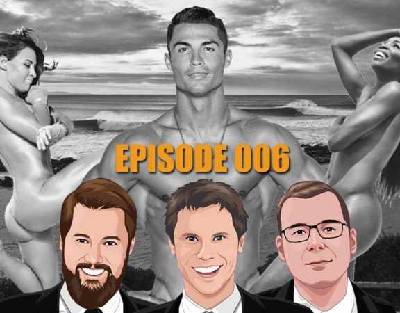 Episode 006 - Everybody hurts, but the sport must go on