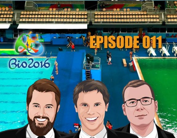 Ep 011 - Olympic Bio Hazzards, Record Drug Munchers and Explosive Devices