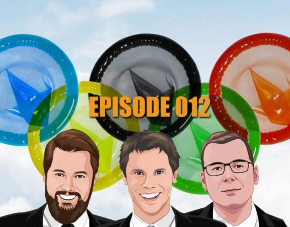 Ep 012 - Sex at the Rio Olympic Games and Other Stuff