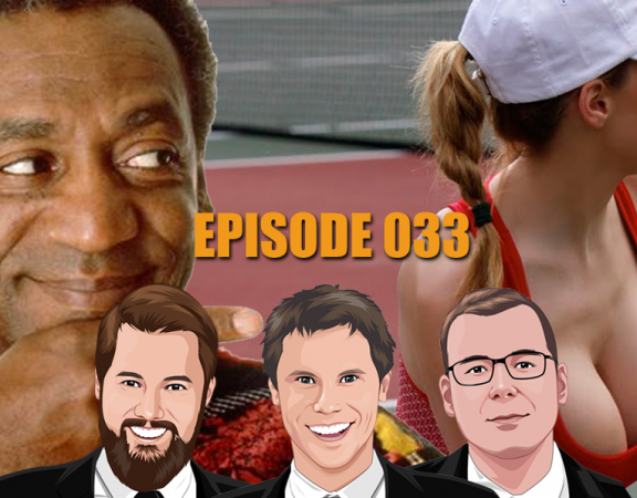Ep 033 - NFL Winning Tips On Fire, Racing Winners Everywhere and A Special Voicemail