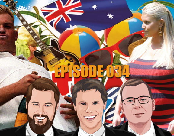 Ep 034 - Tipping Winners By Accident and More Aussie Sport than Bogans Drinking VB on Australia Day