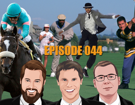 Ep 044 - Getting Back On The Horse With Top Tips Everywhere