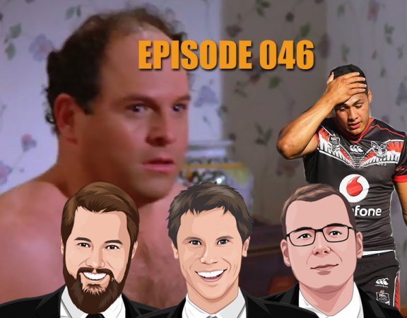 Ep 046 - Big AFL Profits, A 5000 to 1 Multi, Another Perfect NRL Round and More