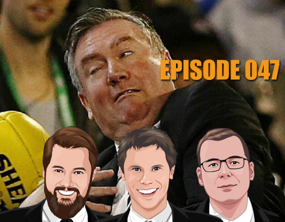 Ep 047 - Is There Anyone Else Making Heaps Of Cash Off AFL Punting