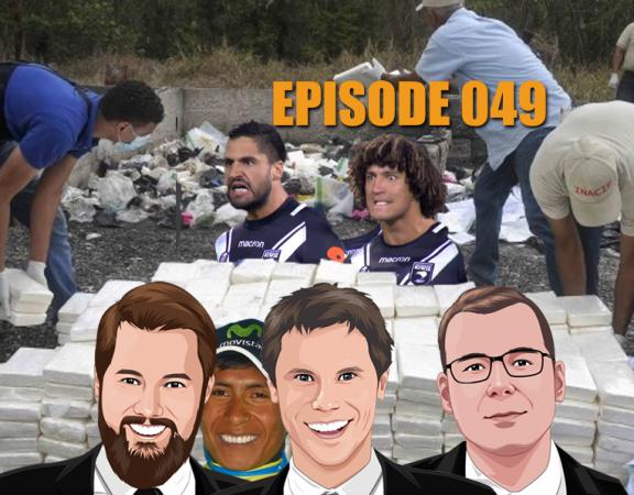 Ep 049 - White Line Fever in the NRL As We Keep Piling on the Winners
