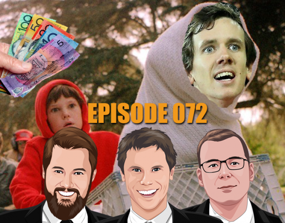 Ep 072 - A Massive Week of Group 1 Racing Tips to Impress Your Mates