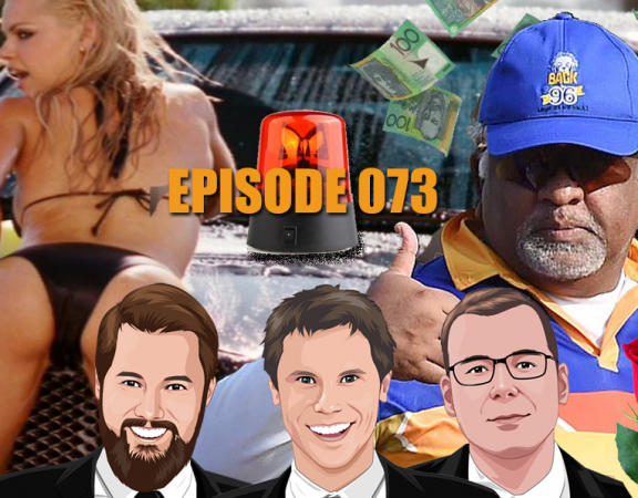 Ep 073 - What Happens When All Your Hot Tips Fail Like Channel 7s Cannonball