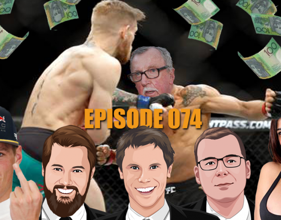 Ep 074 - Contains Inside Knowledge That Will Change Your Racing Bets This Weekend And Much More