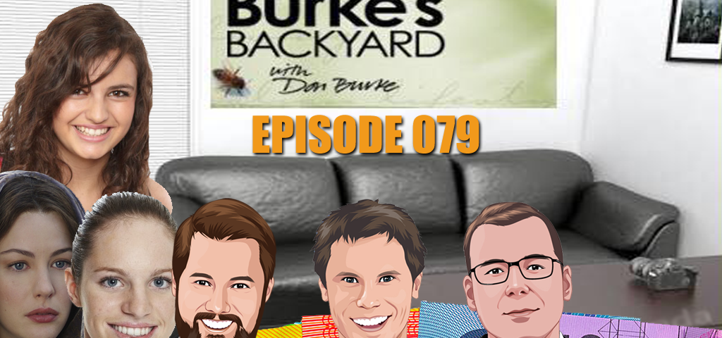 Ep 079 - More Sporting Tips Than Don Burke Allegations