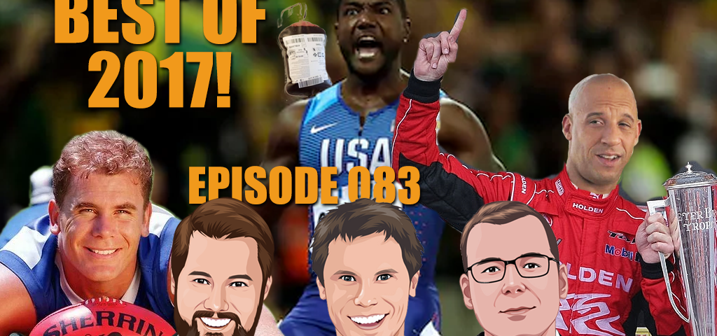 Ep 083 - The Best of the Mug Punters 2017 Breaking News Headlines