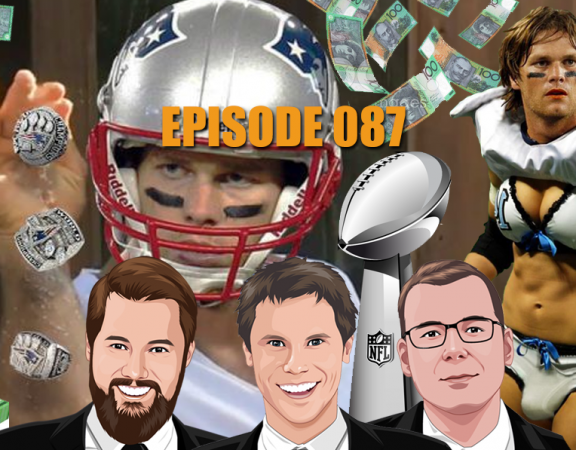 Ep 087 - Superbowl Special with Tips from the BBL and Cycling for Good Measure