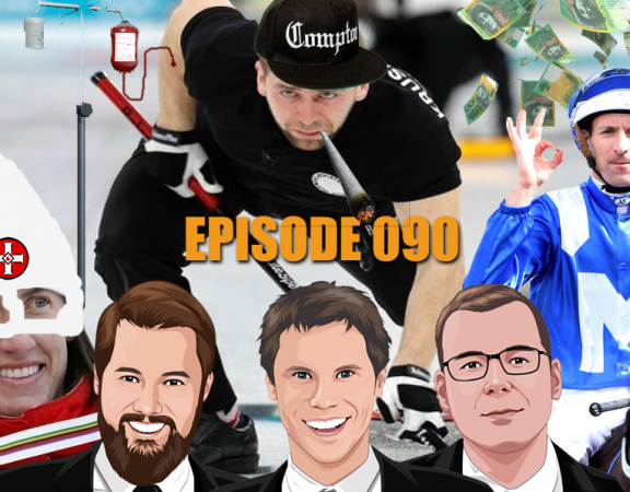 Ep 090 - Dodgy Olympic Judging, Commentary, Drug Use and Yet Still Finding Winners